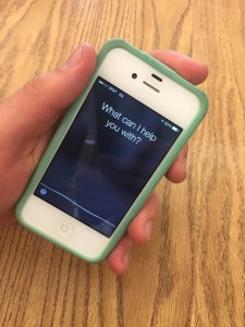 One of the most common forms of artificial intelligence, Siri can be used for a variety of different tasks.