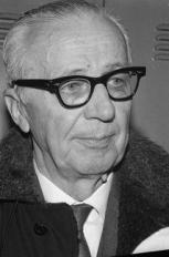 "George Metesky, New York City ""Mad Bomber"""