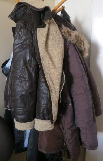 English teachers coat rack