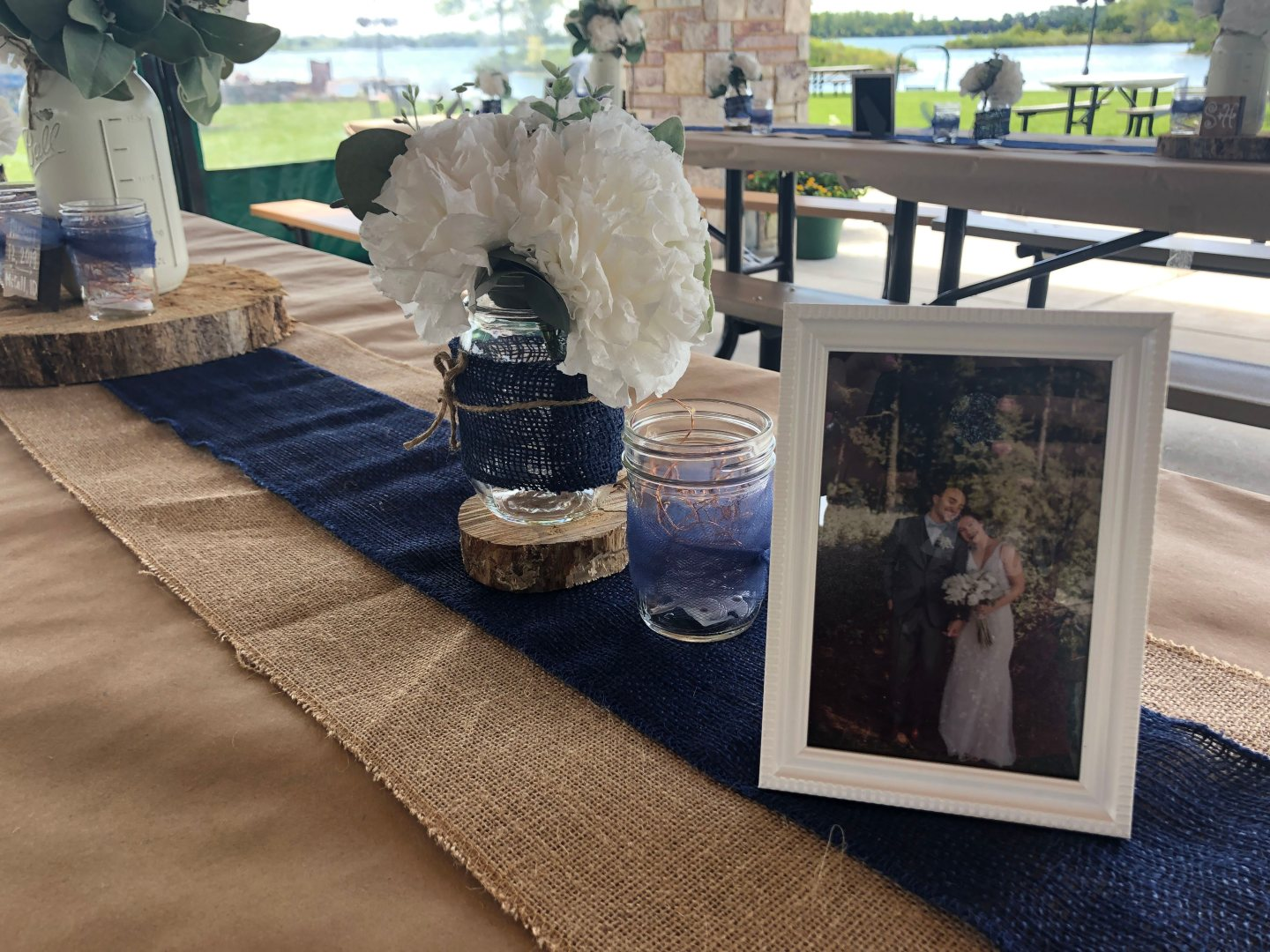 Wedding Photo Favor for Family