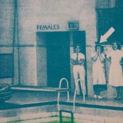 Females Exit, screenprint, 2013