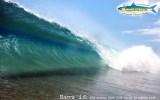 Alternative surfing accommodation in Tofo - in da barrel
