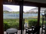 Views out over Hout Bay