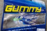 Kayak tuna fishing with Gummy lures. All applications covered