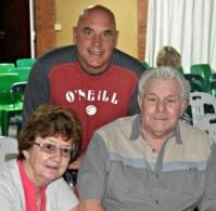 Linda Kent (Mtwalume), Mark Addison (Assagay) and Tom Kent (Mtwalume).
