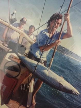 1989: Sean at 19