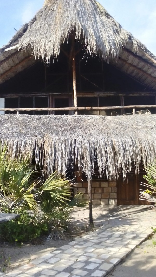 Casa Kev is a beautiful and big rustic form of kuxury, deep in the bush