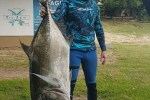 KZN Spearfishing report filled with hardcore spearfishing imagery and compiled by Jason Heyne