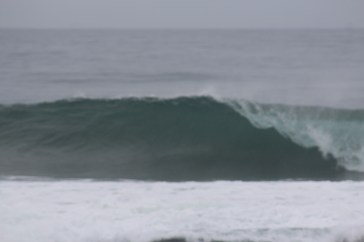 Surfing the KZN South Coast in summer