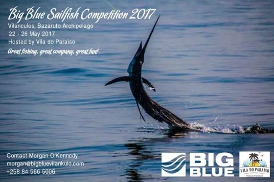 Vilankulos Sailfish Competition 2017