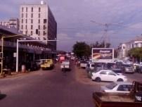 Downtown Maputo