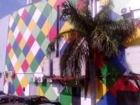 Cery colourful city Maputo