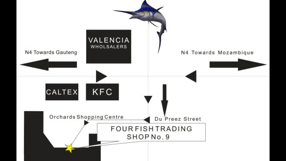 Four Fish Trading in Nelspruit