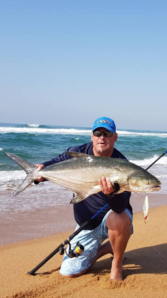 Catching garrick with spinning or fly tackle with GT Adventures and JP Bartholomew