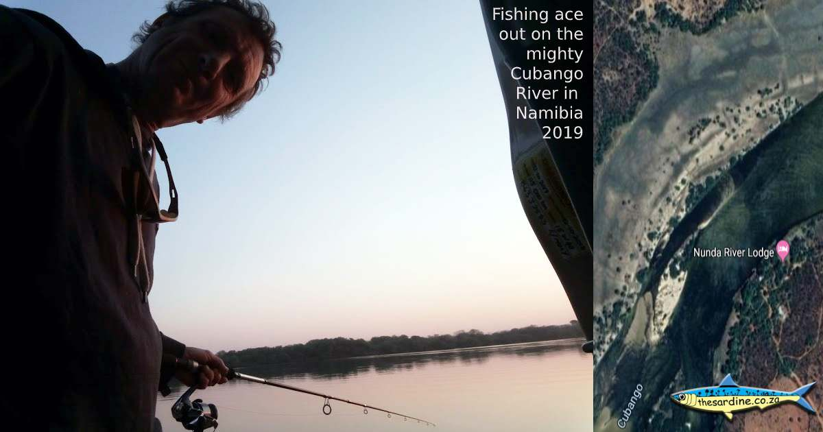 Namibia: Cubango River for giant Tigerfish