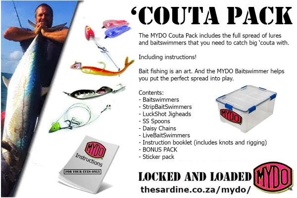 The MYDO Couta Pack