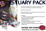 MYDO Estuary Pack - all you need to target estuary gamefish - with detailed instructions!