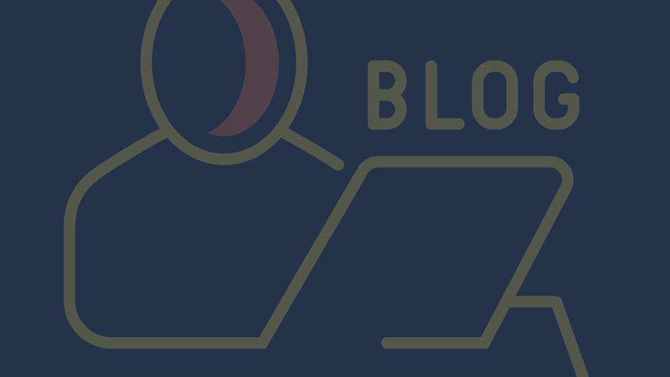 BLOG Header Image 10 blogging