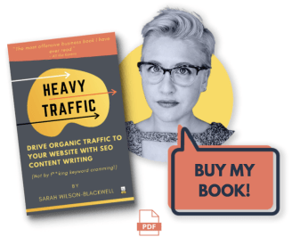 Drive organic traffic to your website with SEO content writing
