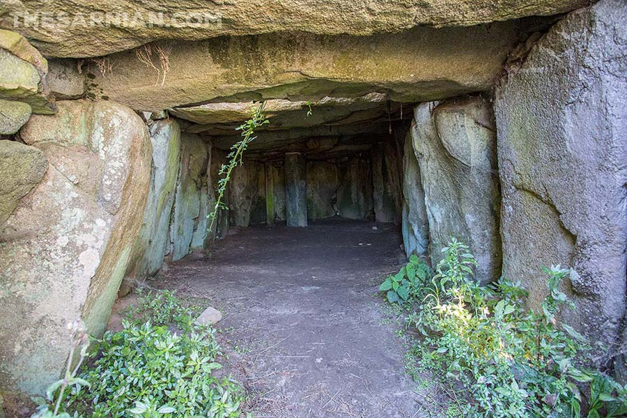 Burial Chamber, L'Ancresse Common, Guernsey