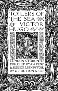 Toilers of the Sea title page
