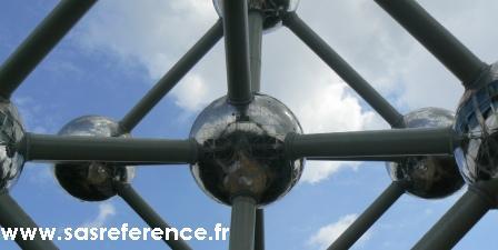 Atomiun, Bruxelles