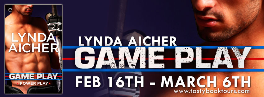 GAME PLAY by Lynda Aicher: Guest Post & Giveaway