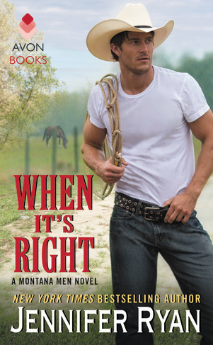 WHEN IT'S RIGHT by Jennifer Ryan: ARC Review