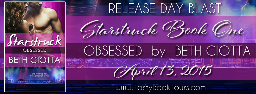 OBSESSED by Beth Ciotta: Release Blast