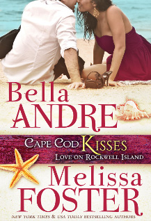 CAPE COD KISSES by Bella Andre and Melissa Foster: Review and Giveaway