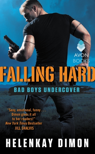 FALLING HARD by HelenKay Dimon: Review & Giveaway