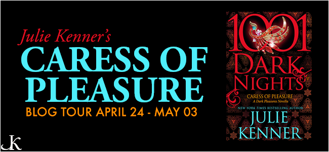 CARESS OF PLEASURE by J. Kenner: Review