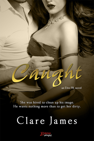 CAUGHT by Clare James: Review