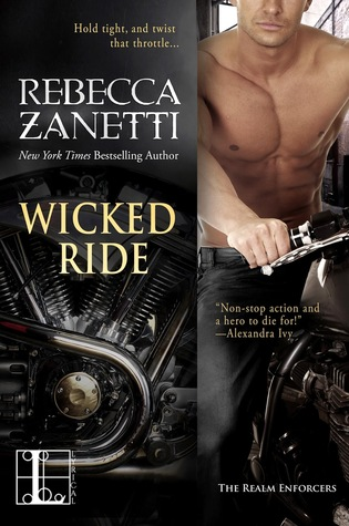 WICKED RIDE by Rebecca Zanetti: Review