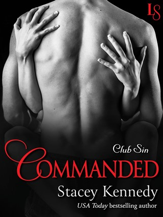 COMMANDED by Stacey Kennedy: Review & Giveaway