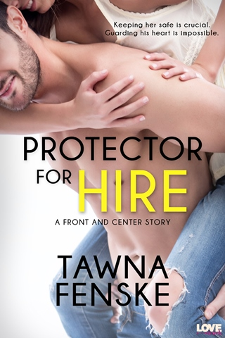 PROTECTOR FOR HIRE by Tawna Fenske: Review & Giveaway