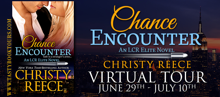CHANCE ENCOUNTER by Christy Reece: Review & Giveaway