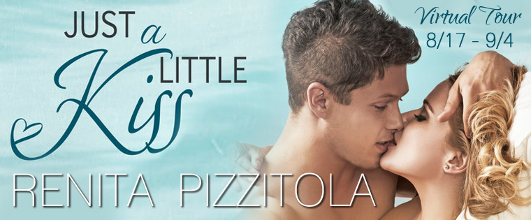 JUST A LITTLE KISS by Renita Pizzitola: Review