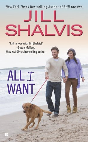 ALL I WANT by Jill Shalvis: Review