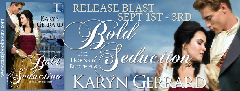 BOLD SEDUCTION by Karyn Gerrard: Release Blast