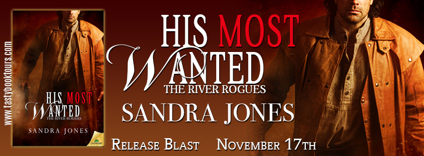 HIS MOST WANTED by Sandra Jones: Release Blast