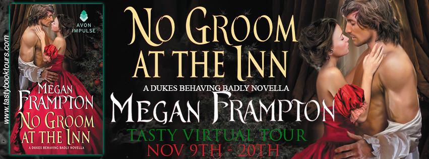 NO GROOM AT THE INN by Megan Frampton: Excerpt & Giveaway
