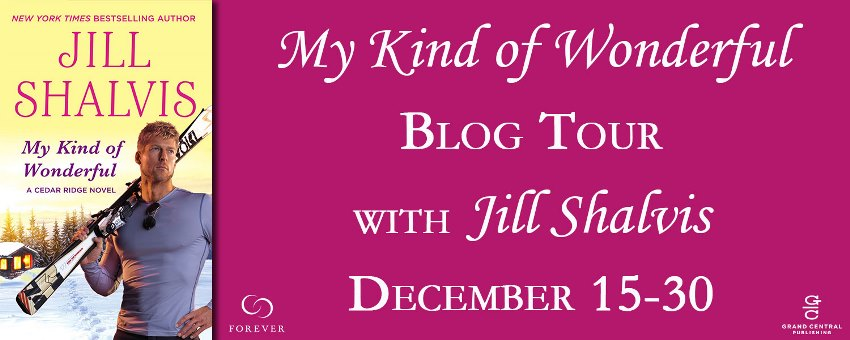MY KIND OF WONDERFUL by Jill Shalvis: ARC Review & Giveaway