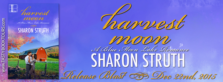 HARVEST MOON by Sharon Struth: Release Day Spotlight