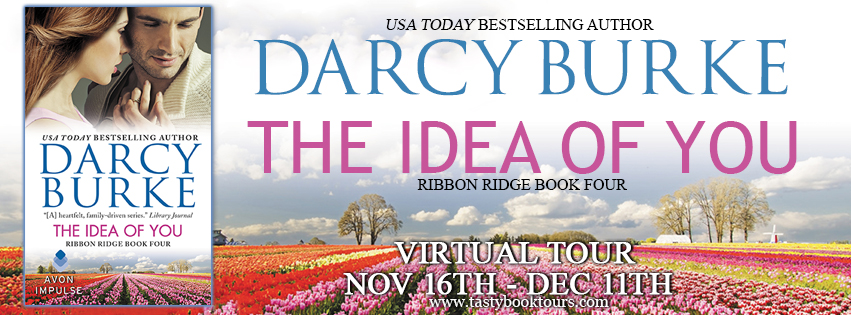 THE IDEA OF YOU by Darcy Burke: Review & Giveaway