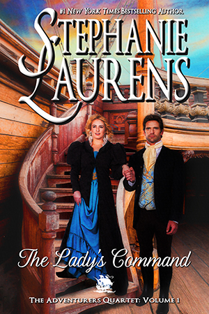 THE LADY'S COMMAND by Stephanie Laurens: Review