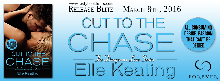 CUT TO THE CHASE by Elle Keating: Release Spotlight