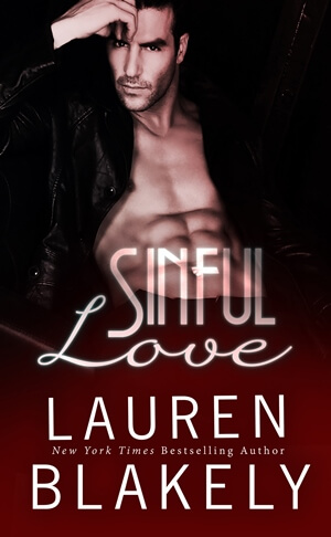SINFUL LOVE by Lauren Blakely: Review, Excerpt & Giveaway