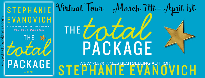 THE TOTAL PACKAGE by Stephanie Evanovich: Excerpt & Giveaway