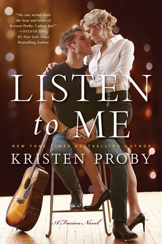 LISTEN TO ME by Kristen Proby: Release Week Blitz